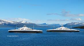 RoPax ferries