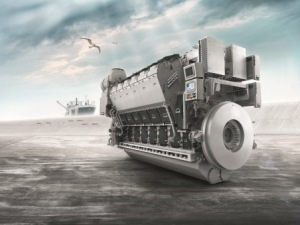 Marine engines & systems