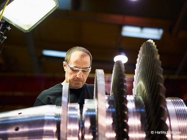 turbomachinery production specialist