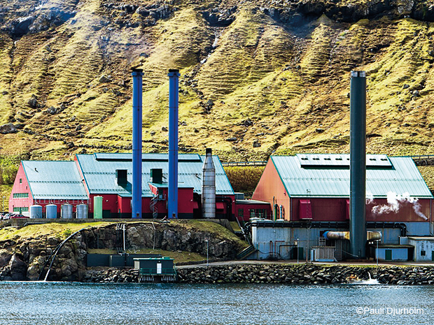 The Sund power plant near Tórshavn: